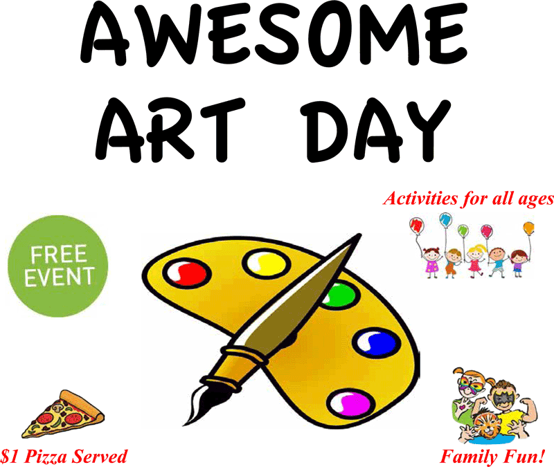 Awesome Art Day